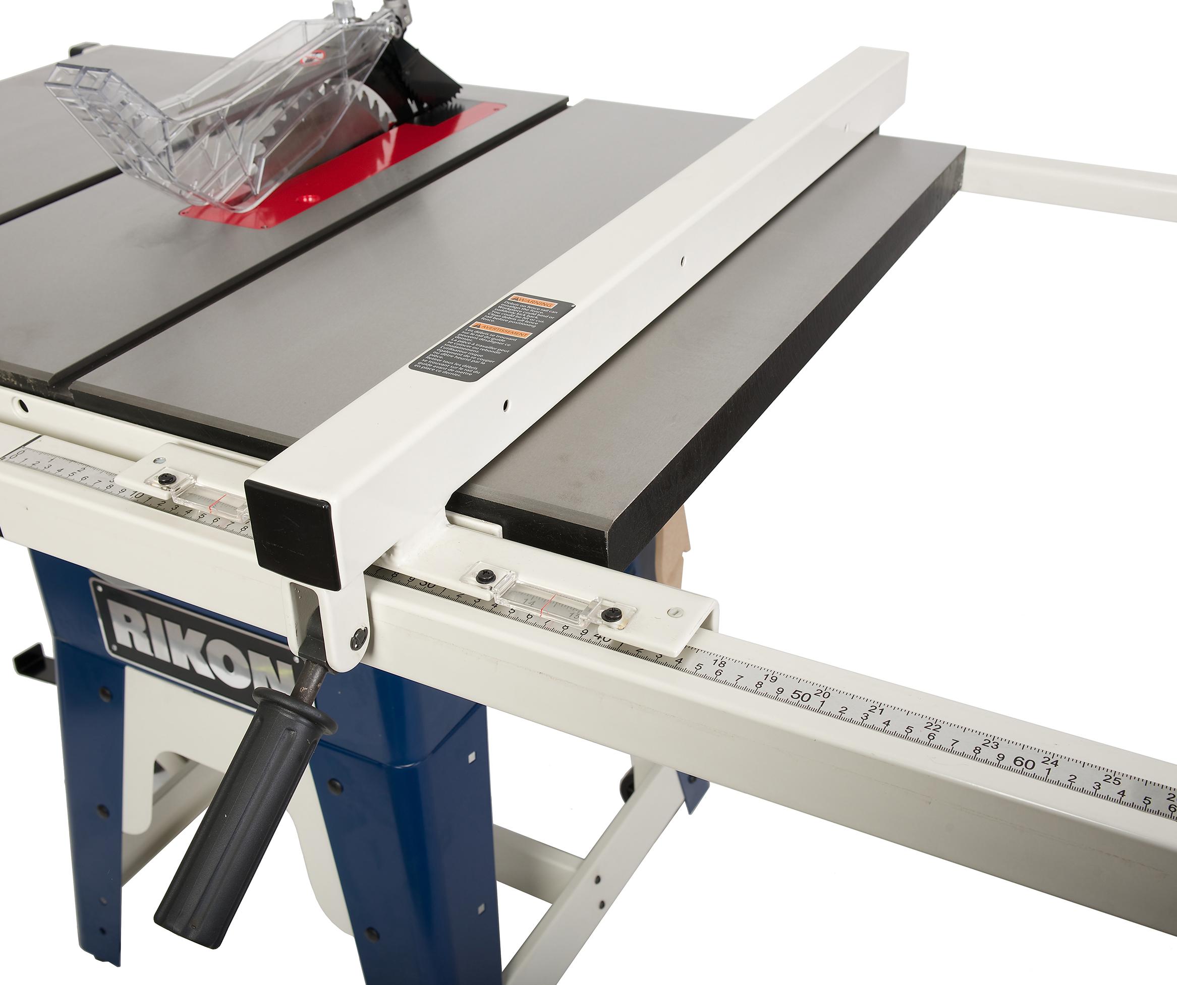Model 10 201 10 Contractors Saw Rikon Power Tools