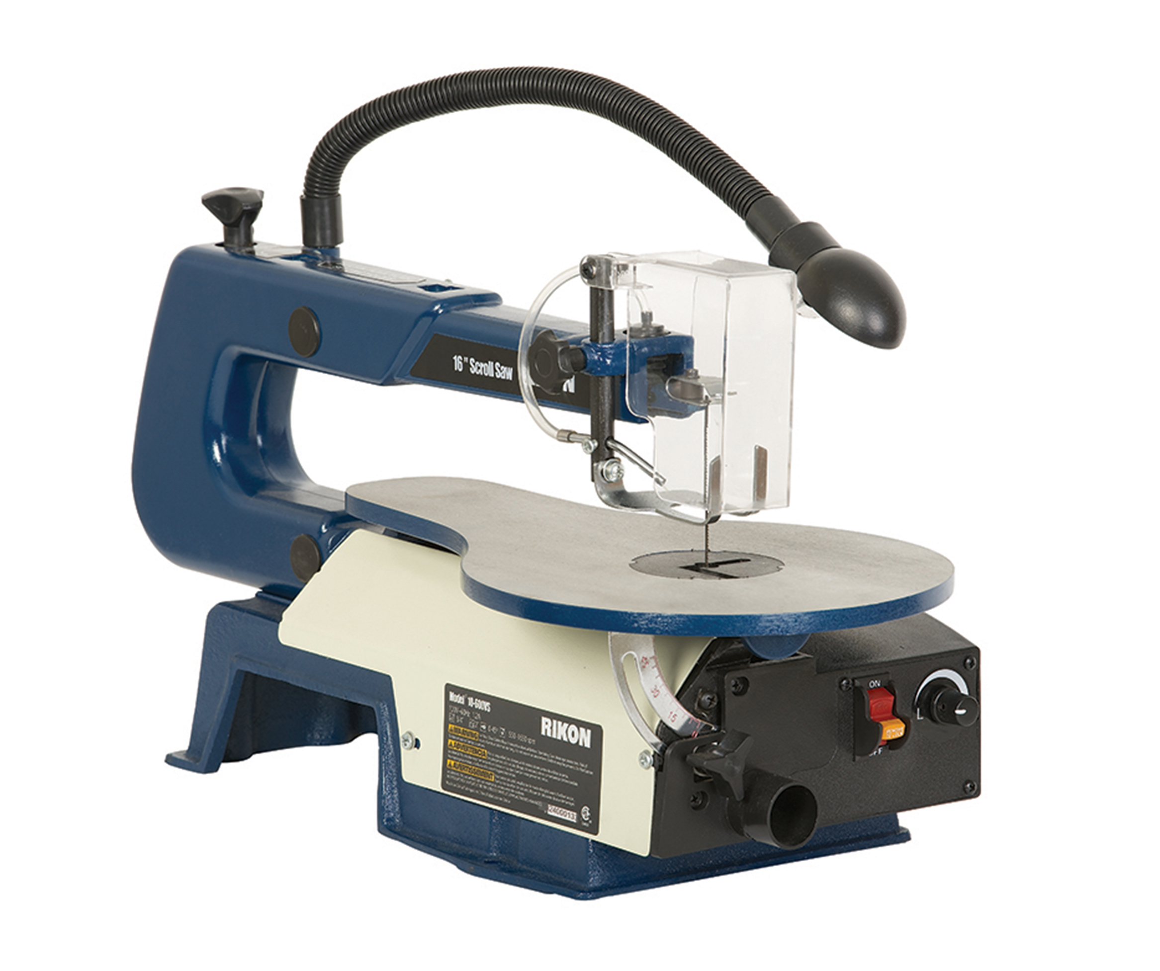 Model 10 600vs 16 Quot Variable Speed Scroll Saw Rikon