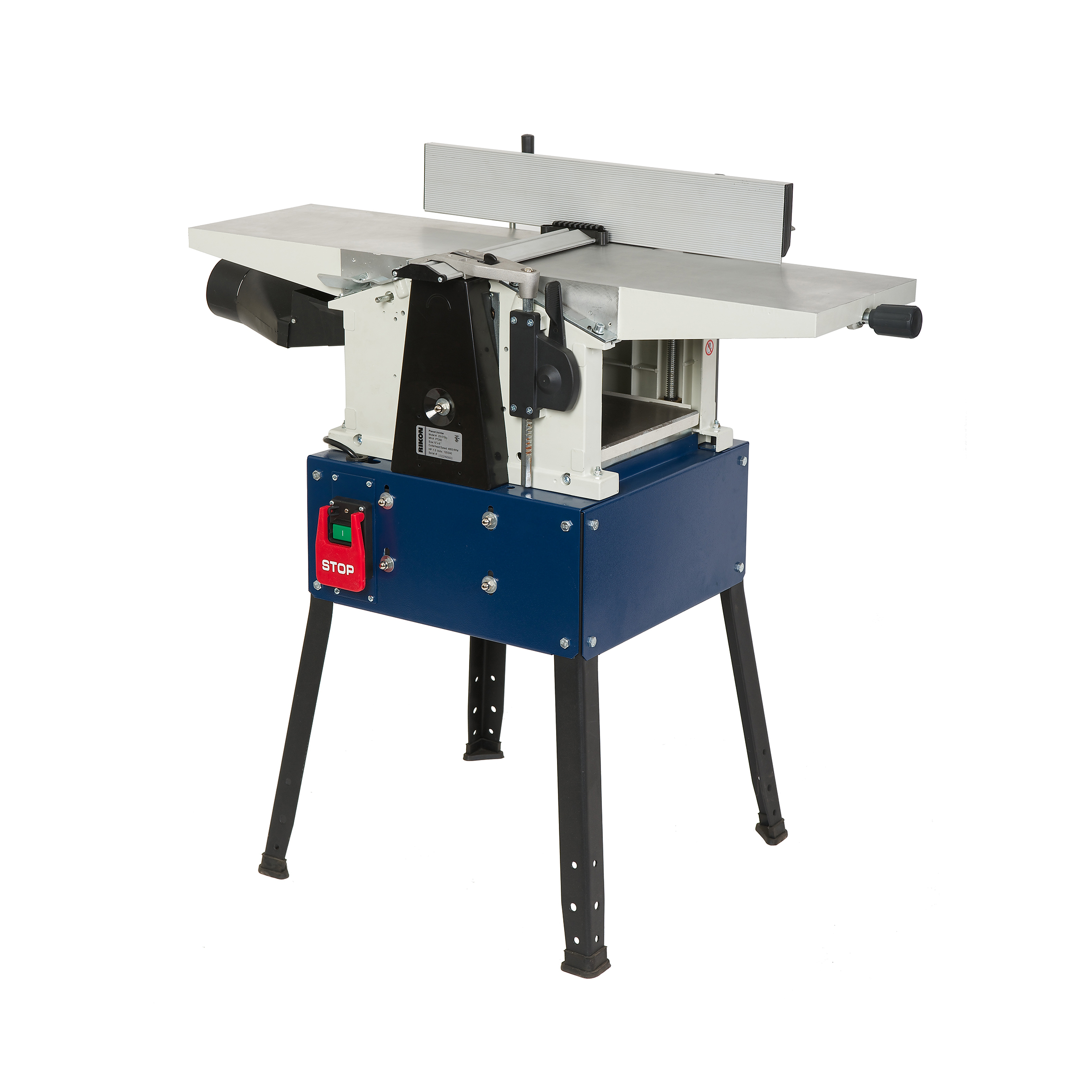 Model 25 010h 10 Helical Planer Jointer Rikon Power Tools Wiring For 220v Table Saw