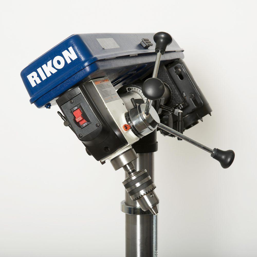 Model 30 251 34 Quot Radial Floor Drill Press Rikon Power Tools