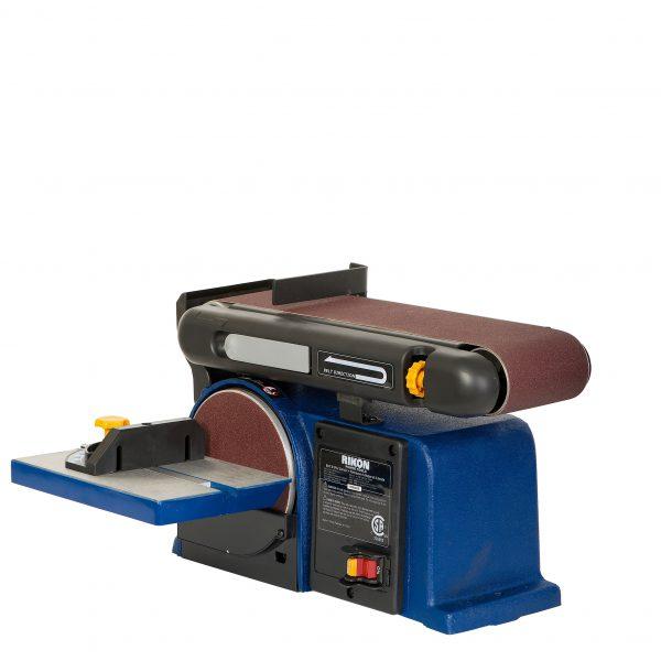 model 50 112 4 x 36 belt 6 disc sander rikon power tools. Black Bedroom Furniture Sets. Home Design Ideas